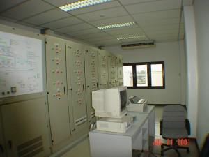 Pepsi control room