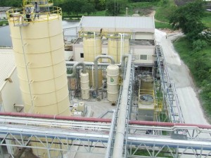 precipitated calcium carbonate pcc plant